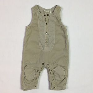 Adorable Taille O Baby Boy's Corduroy One-piece